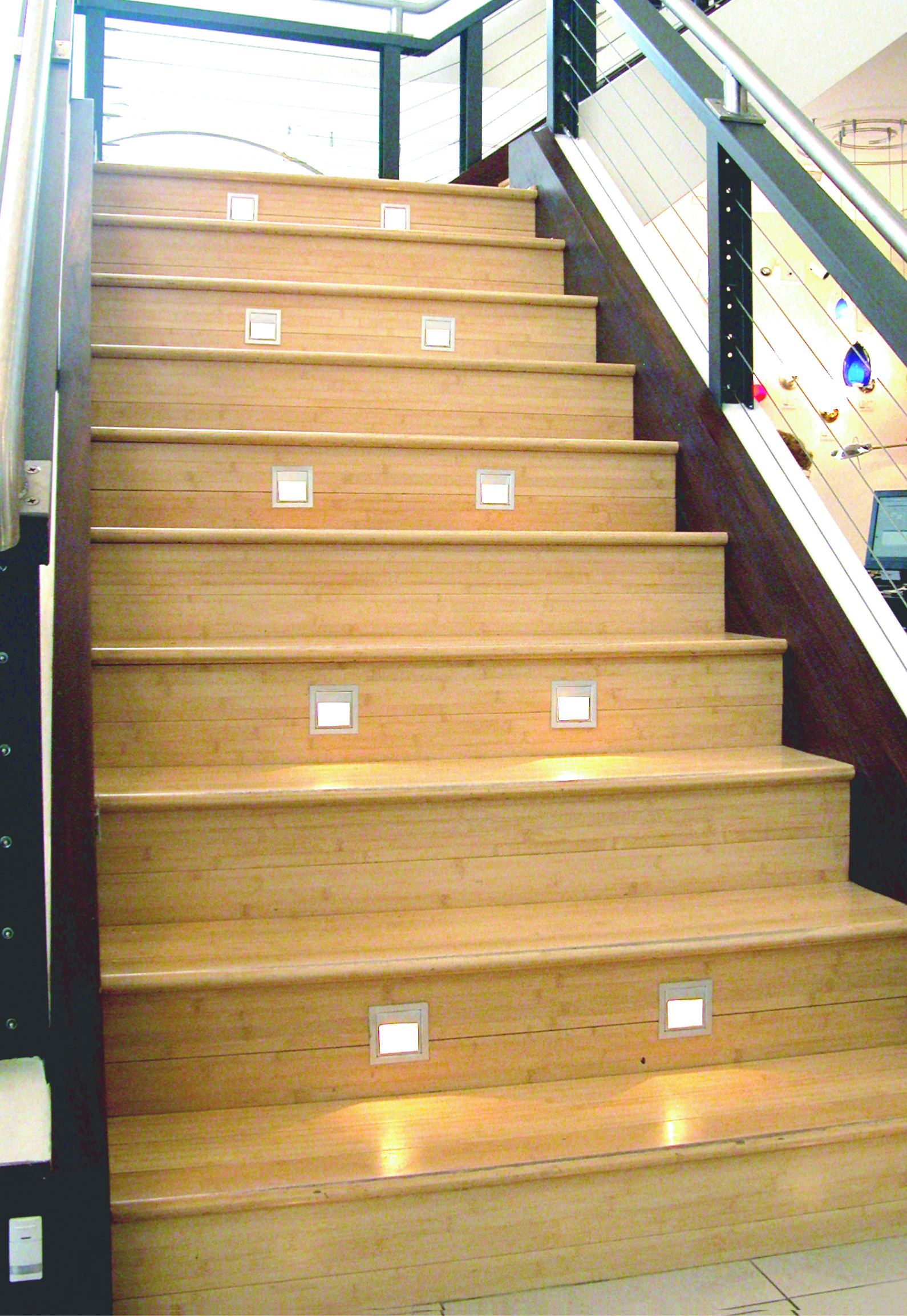 Great For Illuminating Stairs Step Led Lights By Edge