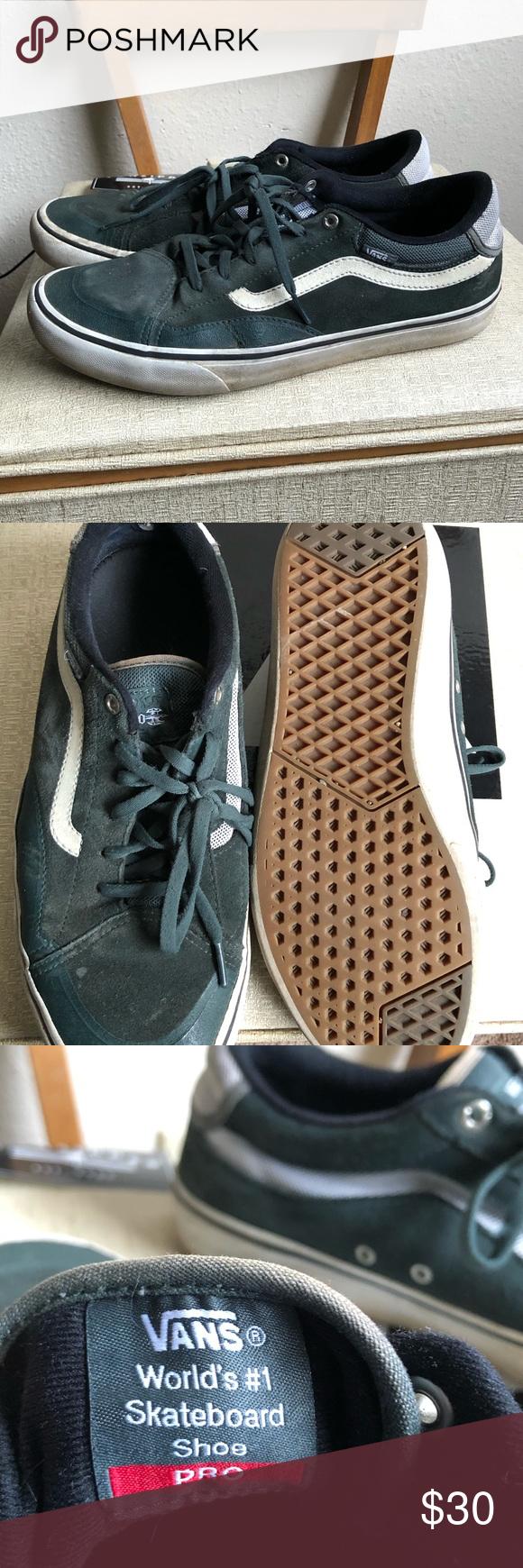 Used Vans Skate Pro Shoes in 2020
