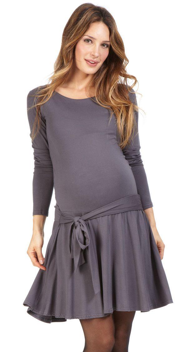 winter maternity dresses   Beautiful Winter Maternity Clothes