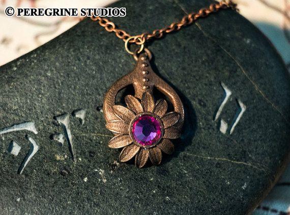 Amulet of Dibella (Stainless Steel)