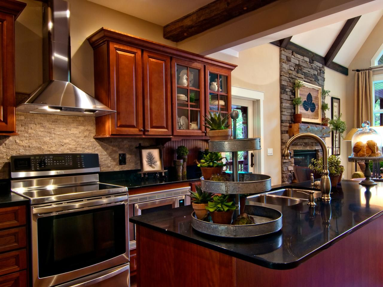 Vote on your favorite diy network blog cabin kitchen from to
