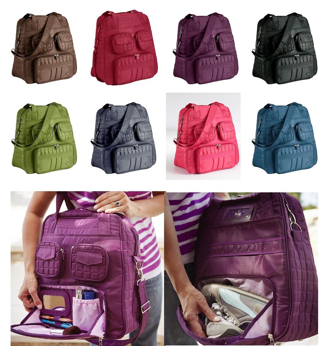 Lug Bags Puddle Jumper Gym Bag On Oprah S O List