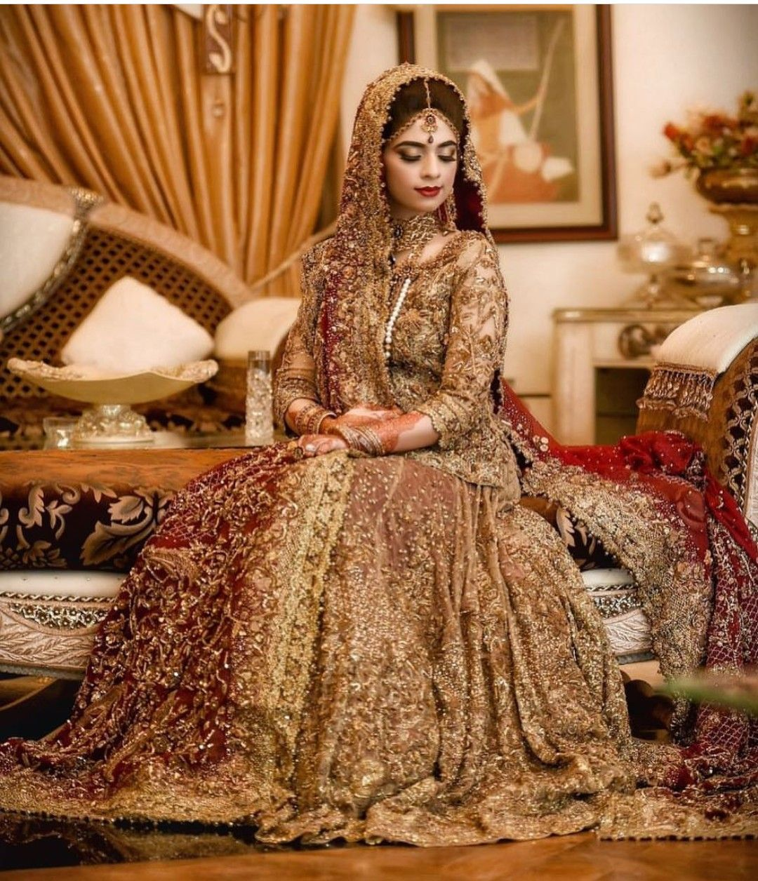 Pakistani Bridal Dresses, Pakistan Bride