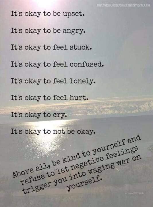 Its Okay Not To Be Okay Finding Peace Of Mind Quotes Peace Of