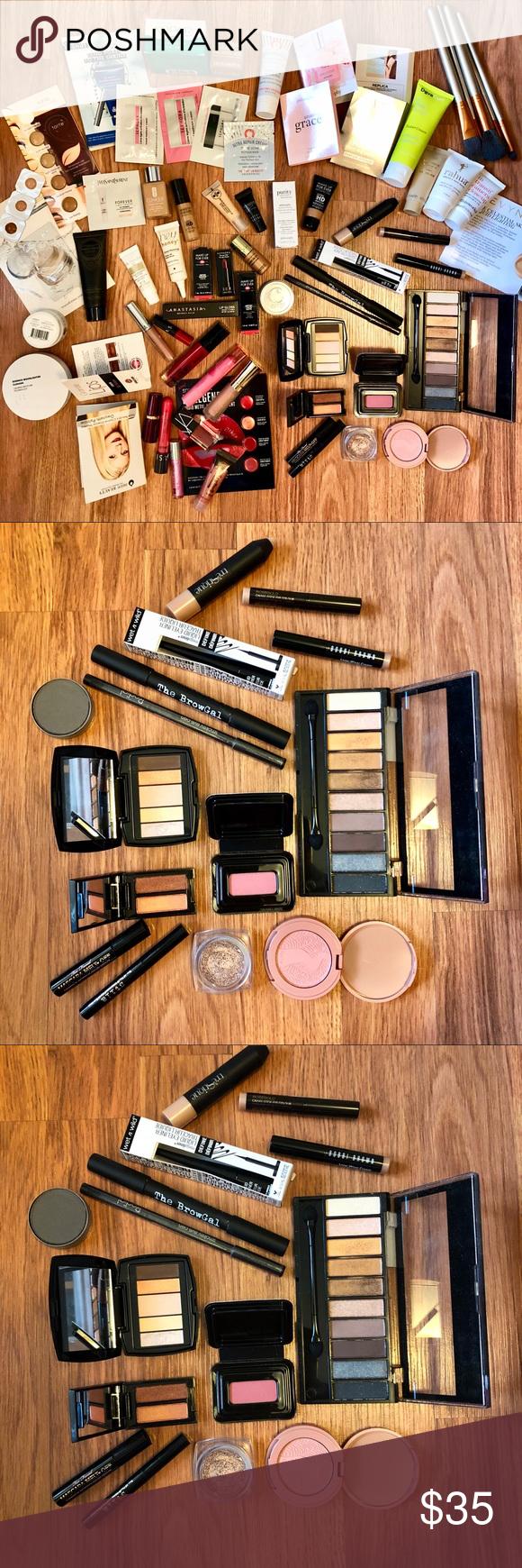 Bundle of name brand makeup (With images) Makeup, Brand