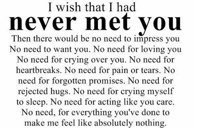 The Words I Wish I Could Tell My Ex Boyfriend Because I Wish He