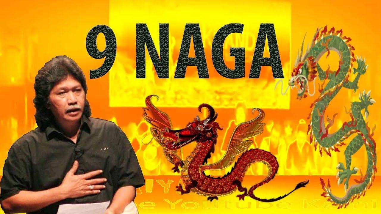 Yang Dimaksud Taipan 9 NAGA Kuasai Indonesia♥Cak nun