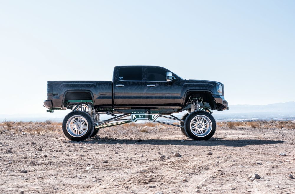 2015 Gmc 2500 Sierra Denali Sema Build Find Diesel Trucks