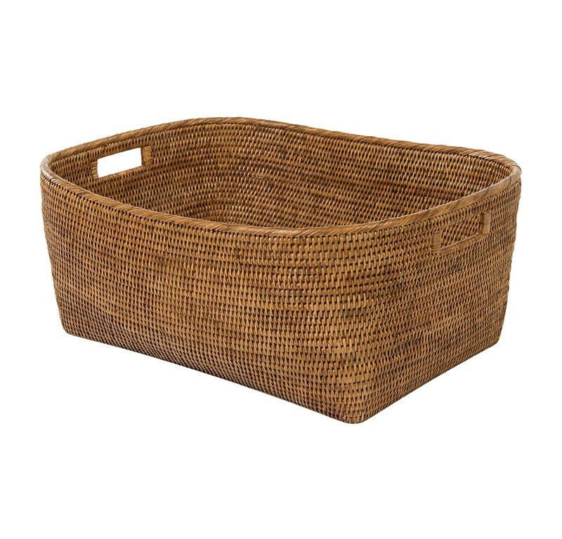 6b30779ae00bc097be0bd1d126a49cfb - Better Homes And Gardens Woven Storage Bin Brown Durable Construction