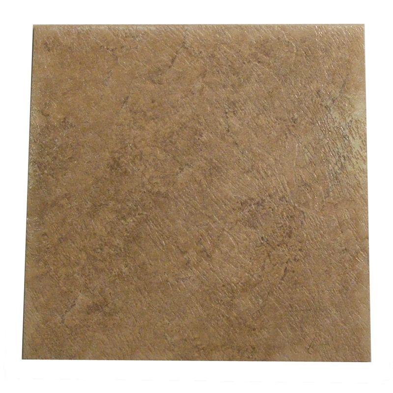 Winton 305 x 305mm Beige Stone Self Stick Vinyl Tile