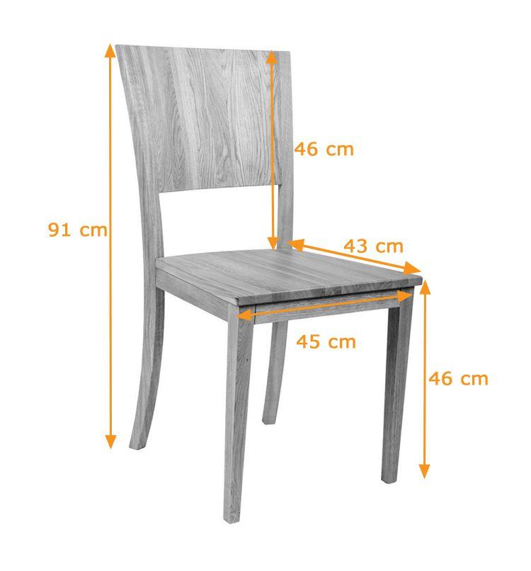 Hasil Gambar Untuk Dining Chair Measurements Dizajn Stula