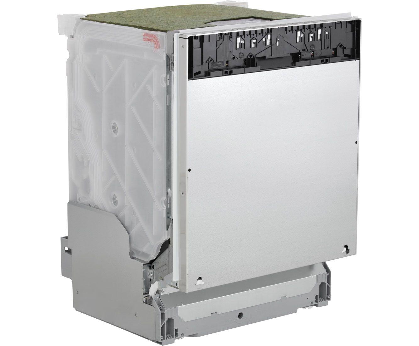 Bosch Serie 4 SMV46CX01E vollintegrierter Geschirrspüler