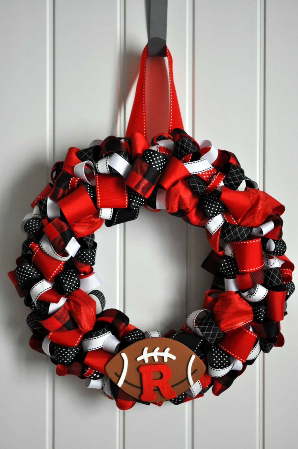 Rutgers ornament - Large Board Http Www Pinterest Com Jerilyn1432 Wreaths