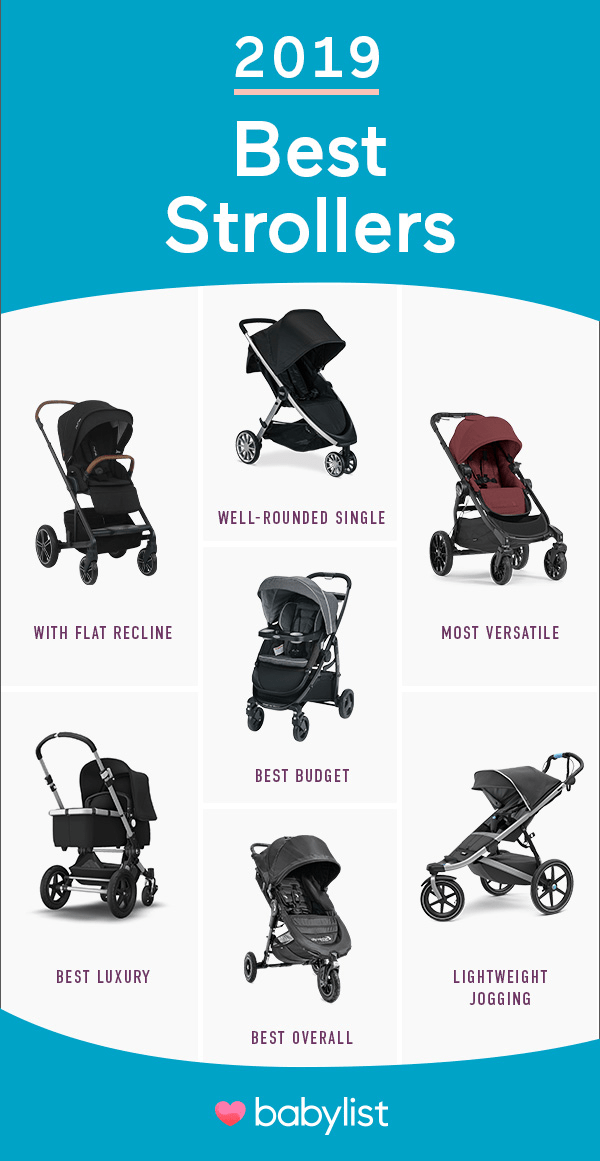 Best Strollers of 2020 Best baby strollers, Baby jogger