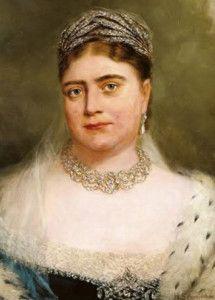 Mary Adelaide Cambridge.
