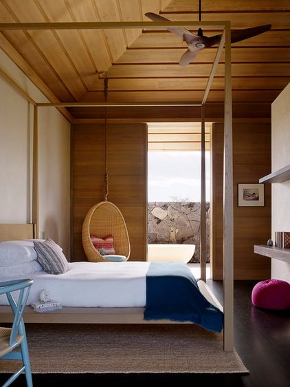 i want a little hanging papasan chair for my bedroom this would make an awesome