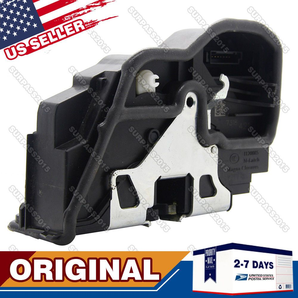 Genuine Bmw Door Lock Actuator Door Lock Latch Front Left 51217202143 E90e60 Us Bmw Bmw E60 Door Locks
