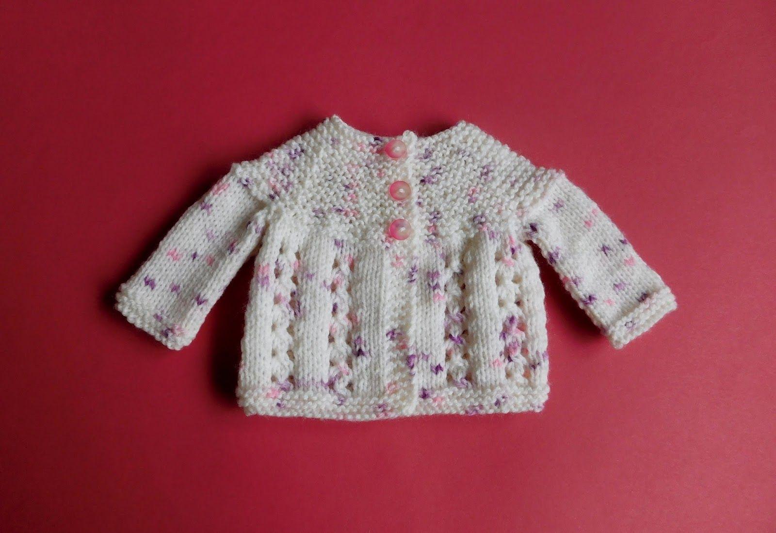 Mariannas lazy daisy days little bella baby jacket knitting little bella premature baby jacket pattern by marianna mel bankloansurffo Choice Image