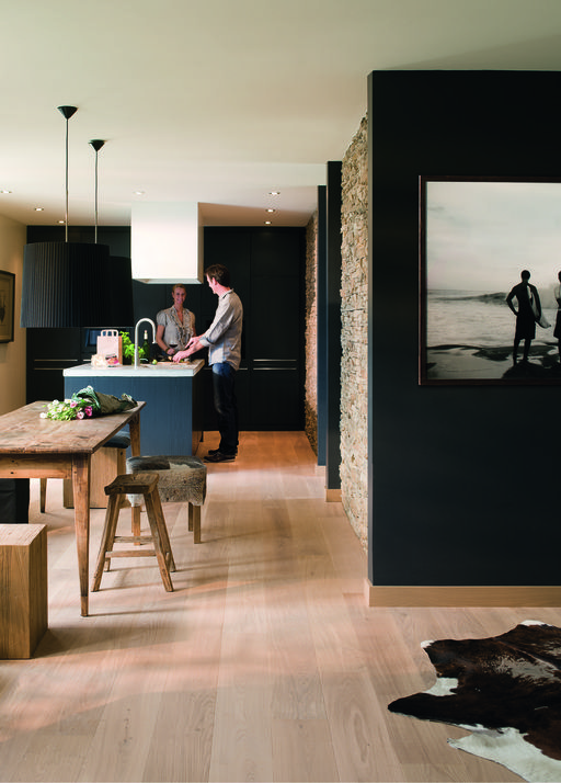 QuickStep Palazzo Engineered Flooring Dune White Oak, Oiled, 190x3x14 mm, QuickStep Parquet - Wood Flooring Centre