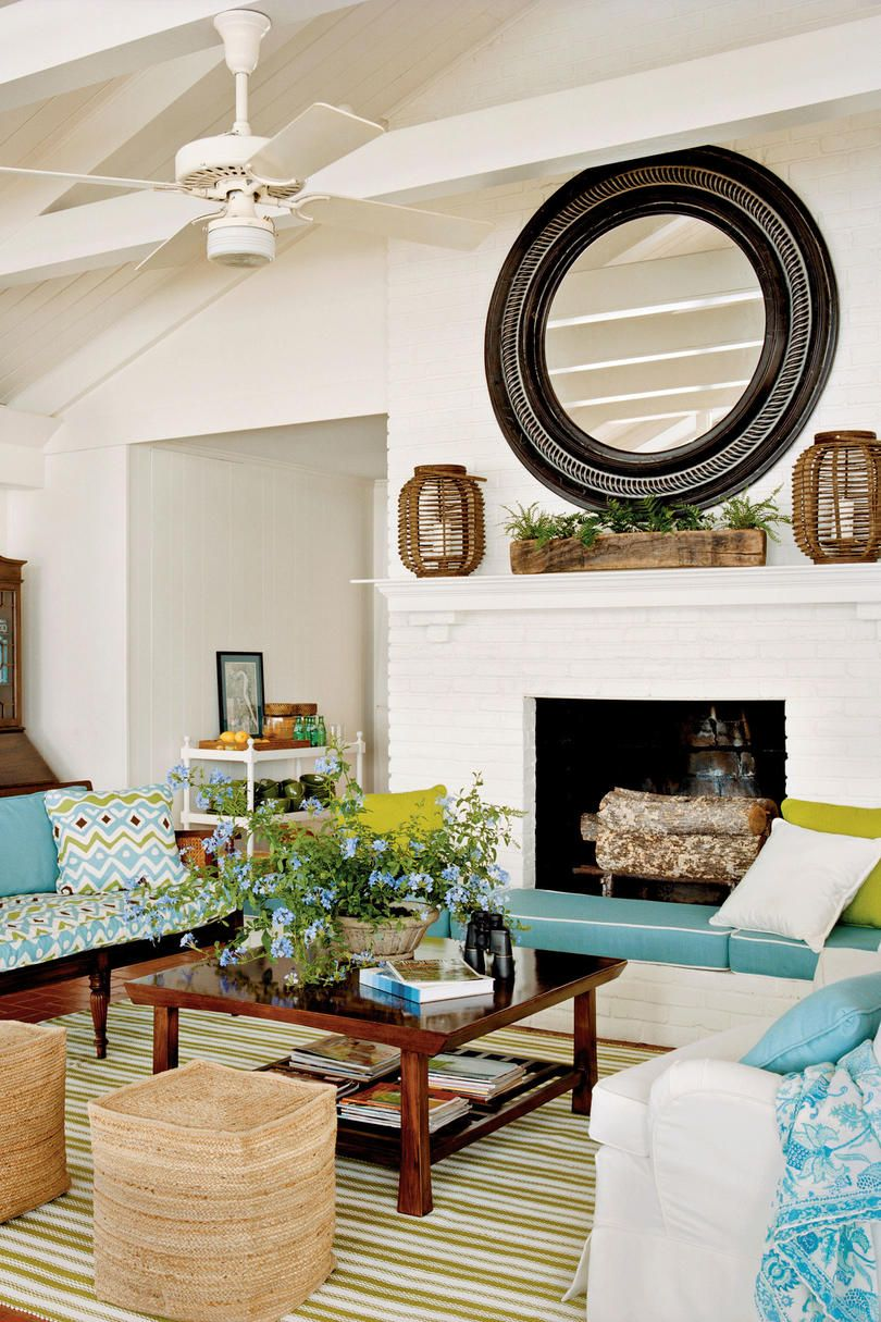 24 Lake House Decorating Ideas (With images) | Lakehouse decor ...