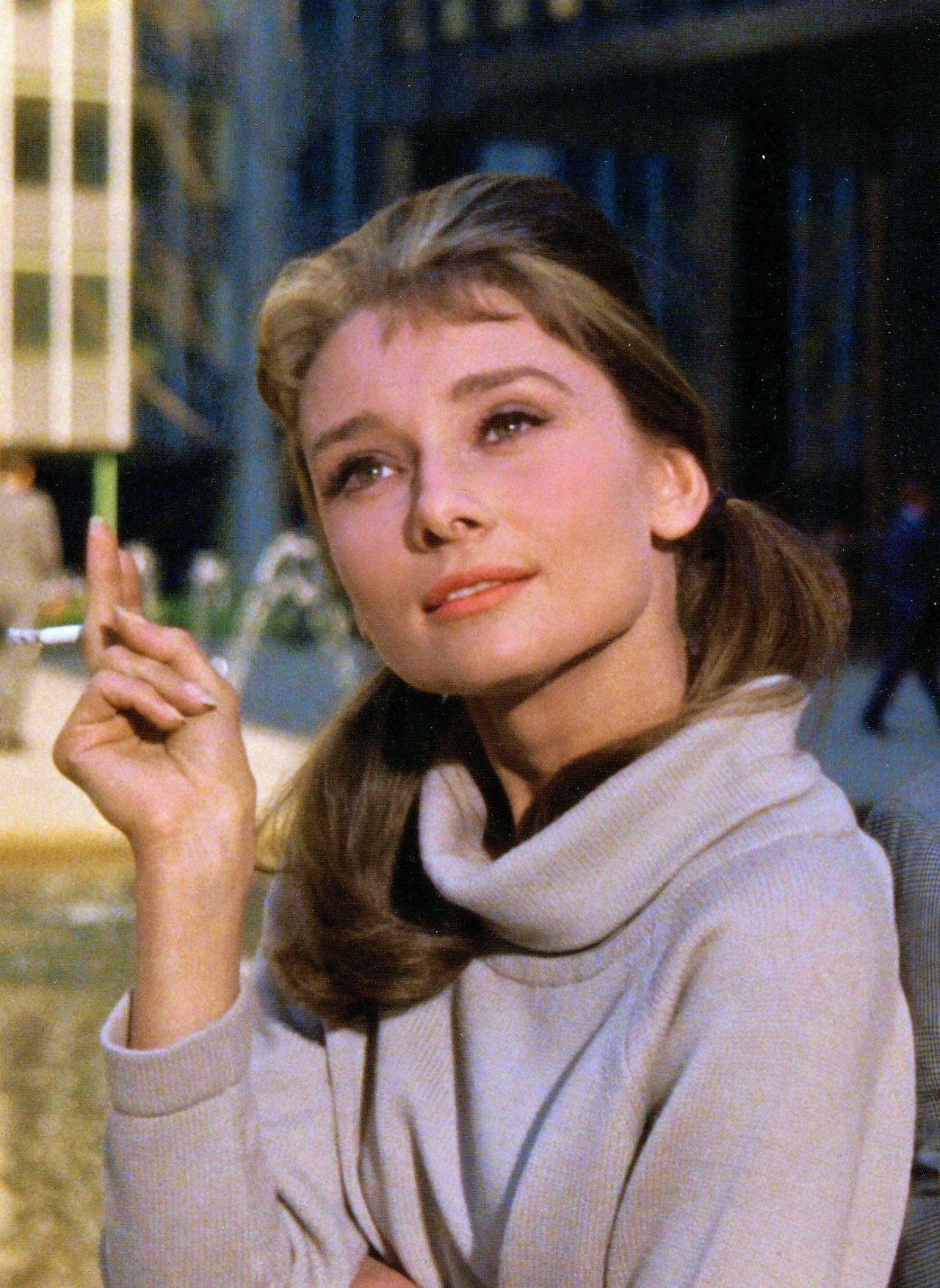 """0a08707f1671 ladybegood  """"Audrey Hepburn in Breakfast at Tiffany s (1961 ..."""