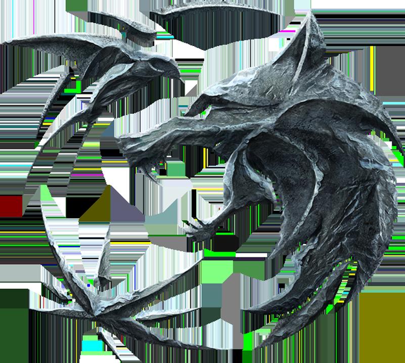 Witcher Netflix Logo Without Background The Witcher Books The Witcher 1 The Witcher