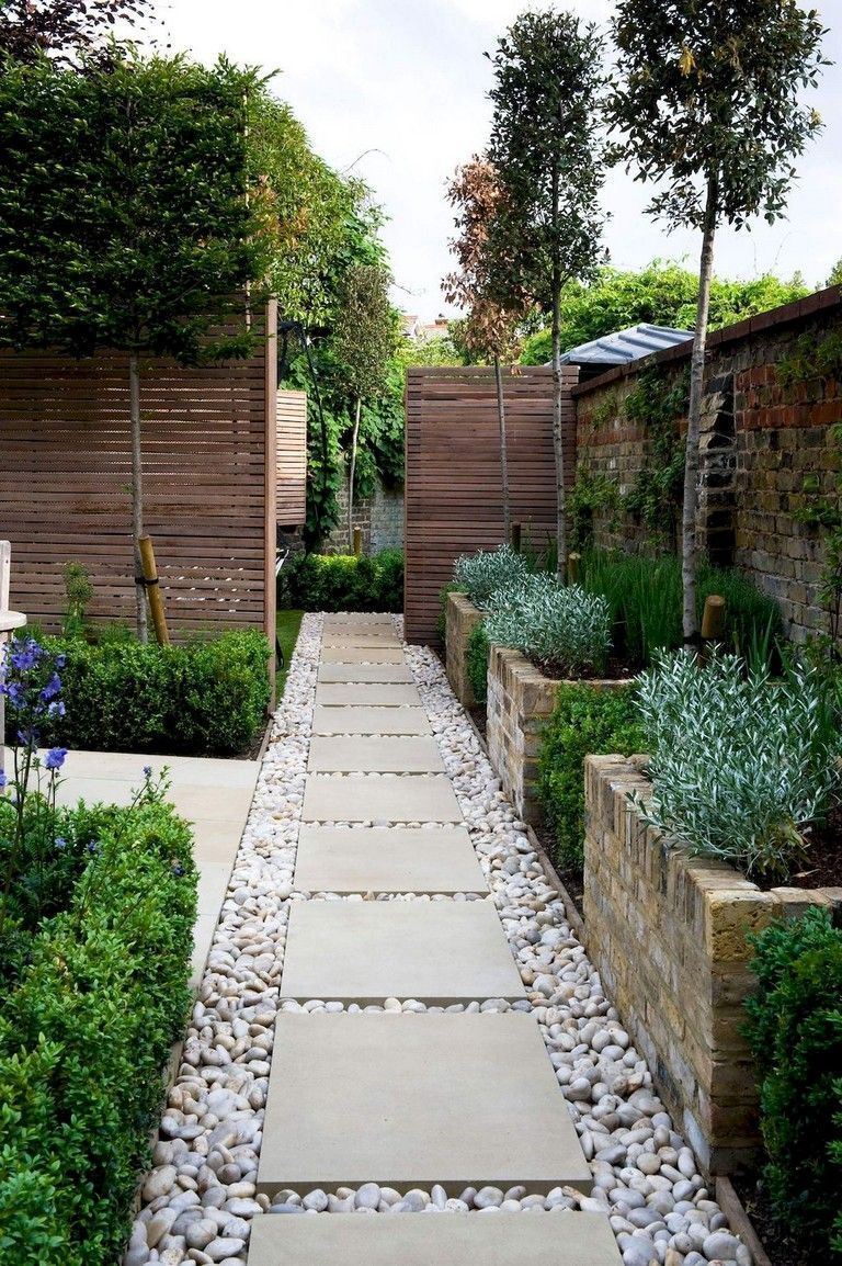 50 Wonderful Small Backyard Landscaping Ideas Smallbackyard Backyardlandscaping Small Backyard Garden Design Small Backyard Landscaping Small Garden Design