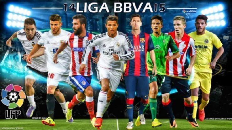 The Results Of The Spain Primera Division And English Premier League Soccer Deportivo La Coruña Atlético Madrid Celta De Vigo