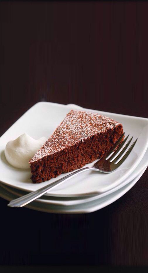 Chocolate-Expresso Mousse Torte