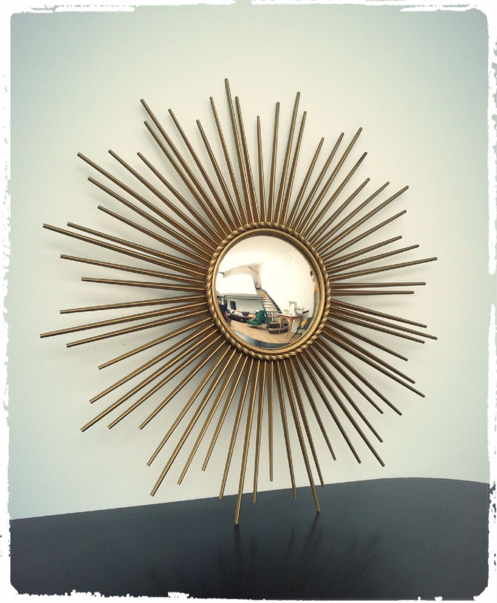 grand miroir soleil vintage oeil de sorciere chaty vallauris via oompa click on the image to