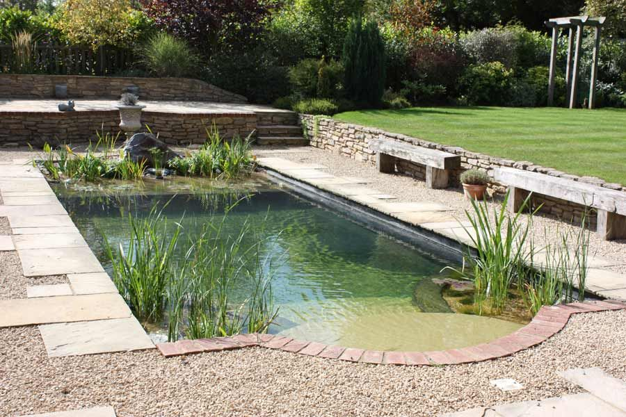 Gartenart Formal Swimming Pond Gallery Natural Swimming Pools Pool Landscaping Natural Swimming Ponds
