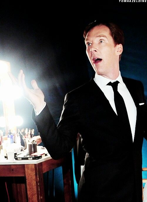 Oh, you really change my life <3 #HappyBirthDayBenedict