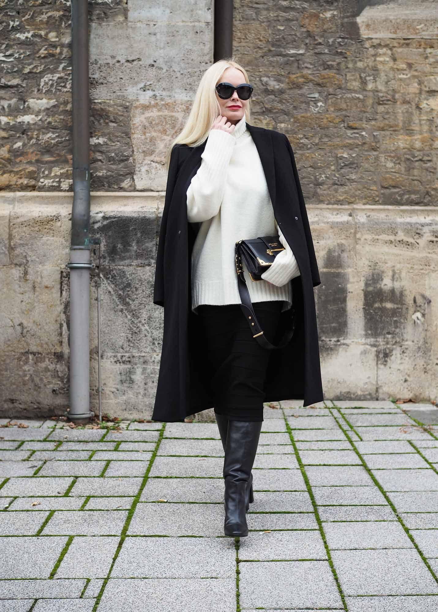 Weihnachtsfeier Styling.Winter Trend For Women Trend Styling Für Frauen So Stylst Du Einen