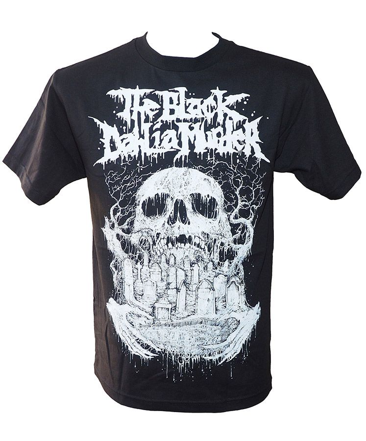 The Black Dahlia Murder is an American metal band from Waterford, Michigan, formed in 2000. Their name is derived from the 1947 unsolved murder of Elizabeth Short, often referred to as Black Dahlia. The band comprises vocalist Trevor Strnad, guitarists Brian Eschbach and Ryan Knight, drummer Alan Cassidy, and bassist Max Lavelle. Out of their six studio albums, the last five of them have charted on the US Billboard 200, ...
