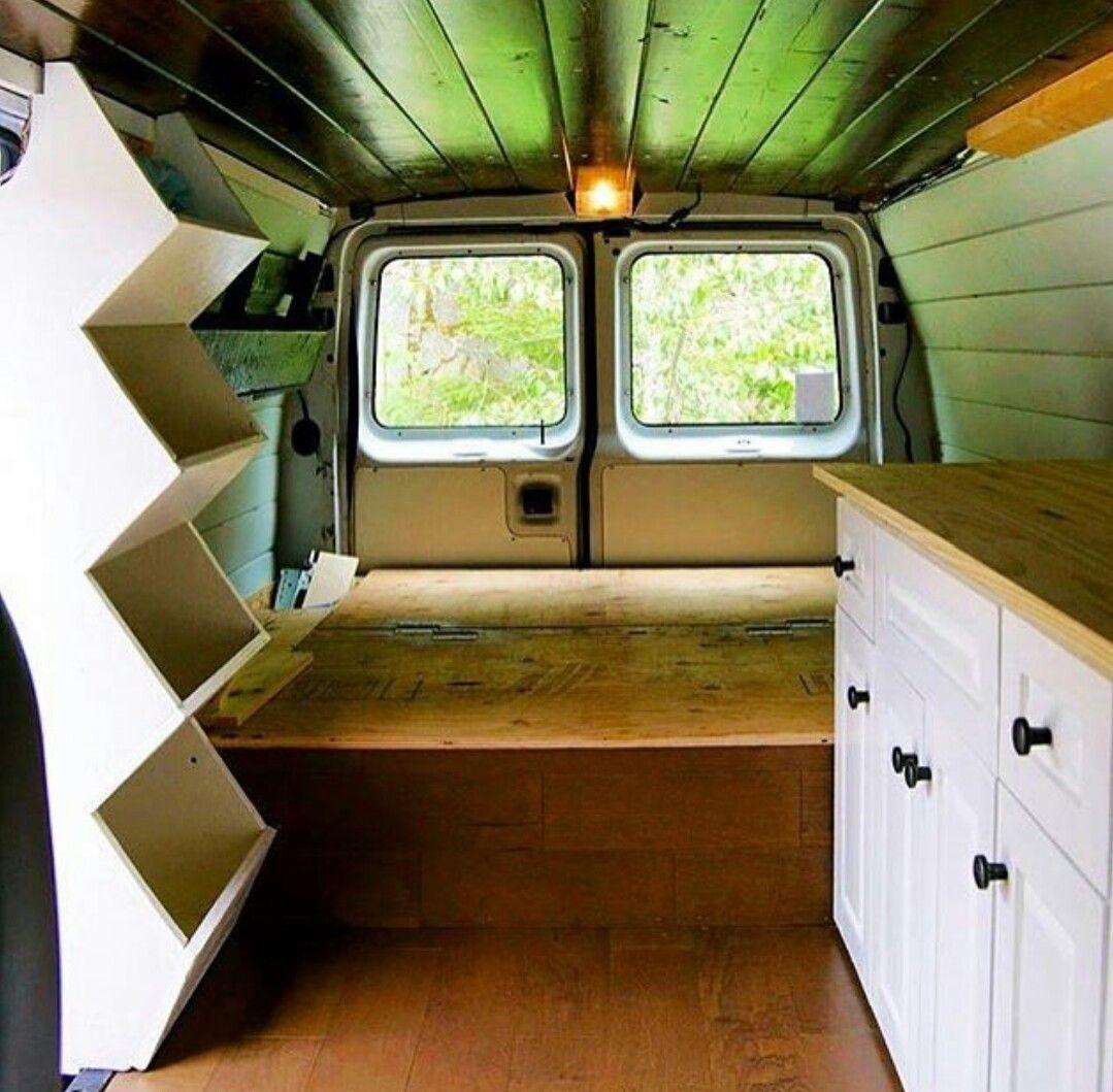 Van life | VANLIFE | Camper van conversion diy, Van dwelling