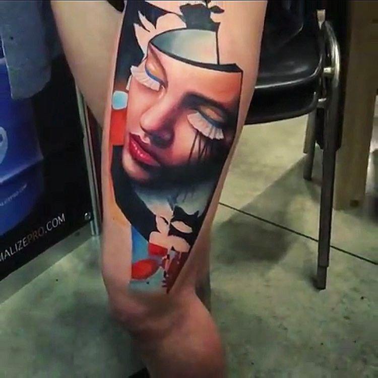 3d tattoo artist nyc