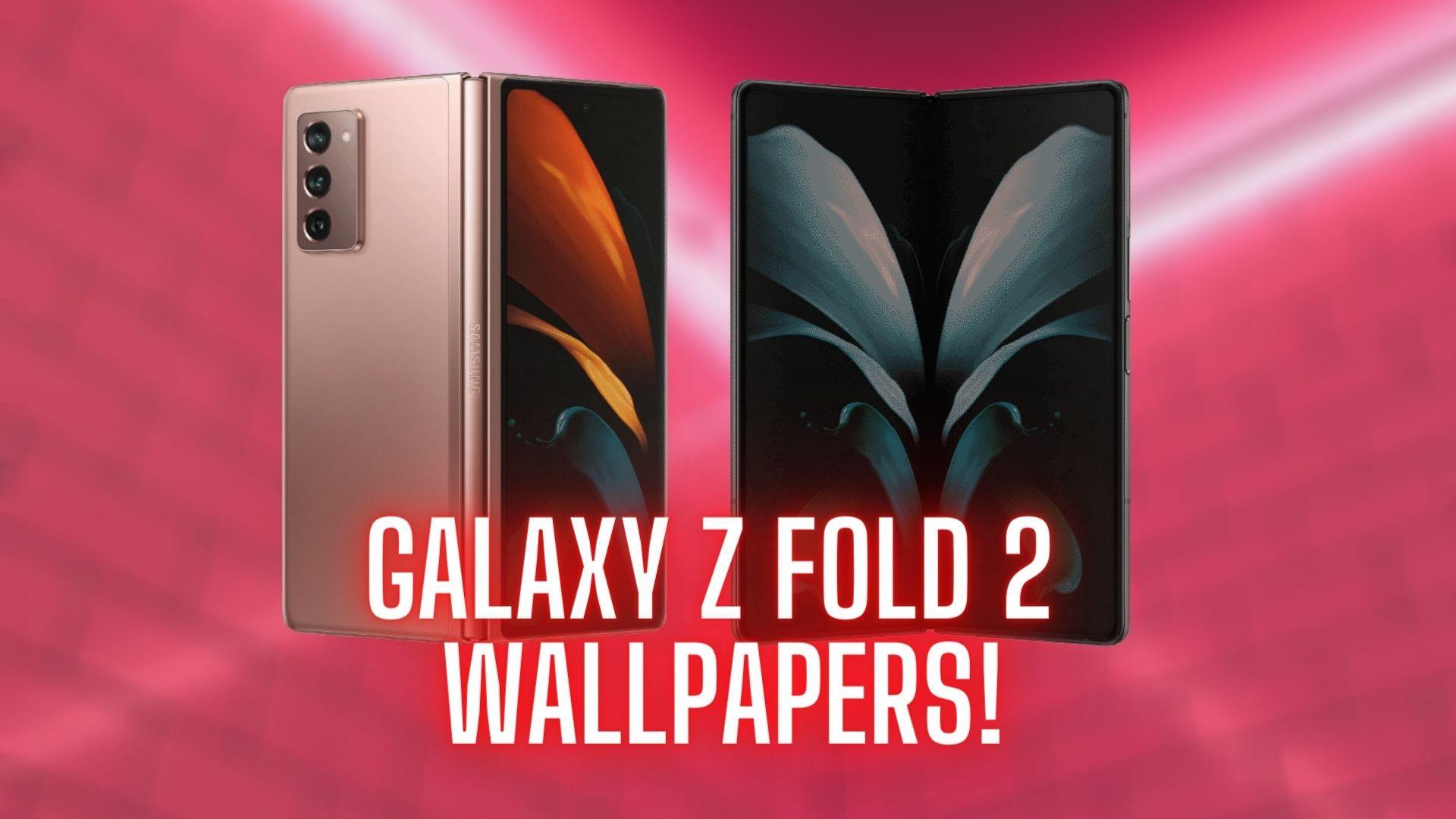 Samsung Galaxy Z Fold 2 Wallpaper Ytechb Exclusive Stock Wallpaper Samsung Galaxy Wallpaper Samsung Wallpaper