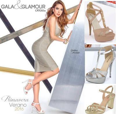 4bebcf1b39d Catalogo Cklass con zapatos de fiesta PV 2016. Gala y Glamour zapatos de  mujer 2016