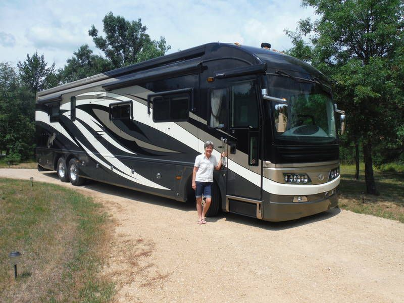 2008 American Coach American Eagle 45D for sale by Owner - RIVER ...