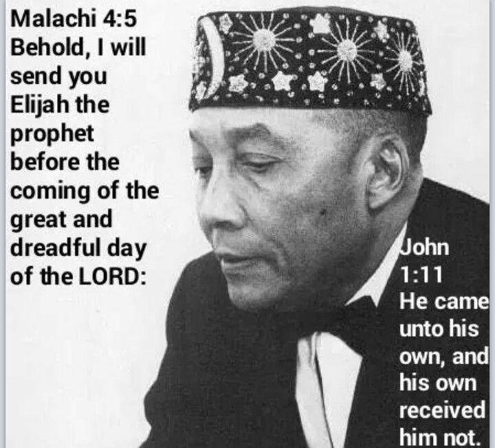 Brother Ali Quotes: Brother Elijah Muhammad