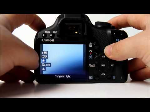 quick video settings tutorial canon eos 500d youtube me rh pinterest com Canon EOS 7D canon 500d manual video settings