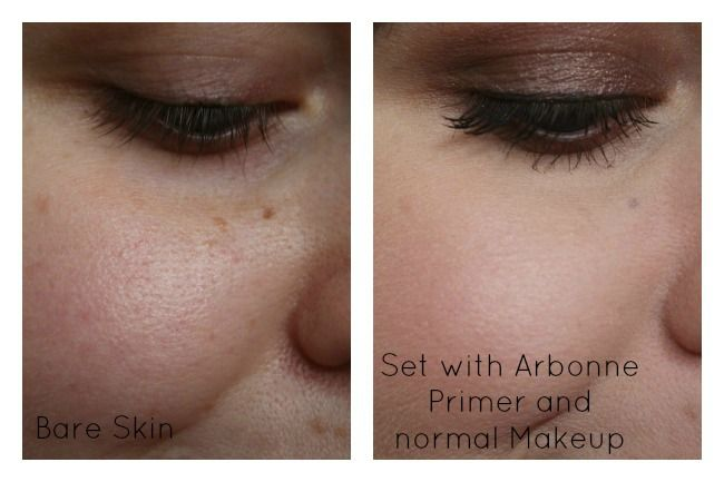 844f66a7fee arbonne primer before and after Go to www.karacorpman.arbonne.com to order.  Sign up as a Preferred Client and receive 20-40% off!