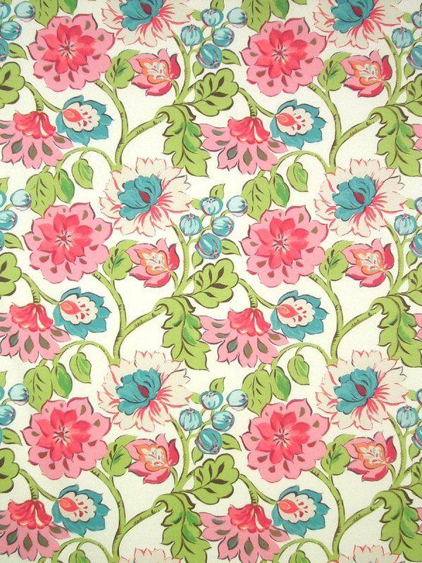Home Decor Print Fabric Eaton Square Chamberlin Tropical, , Hi Res