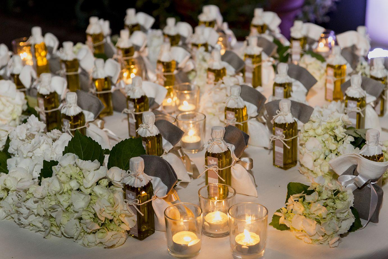 Bomboniere Matrimonio Wedding Planner.Bomboniere Gastronomiche Olio Matrimonio Wedding Planner
