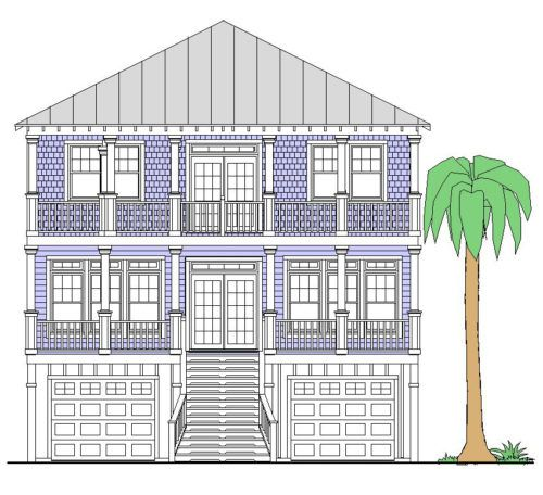 31 Archives Coastal House Plans from Coastal Home Plans
