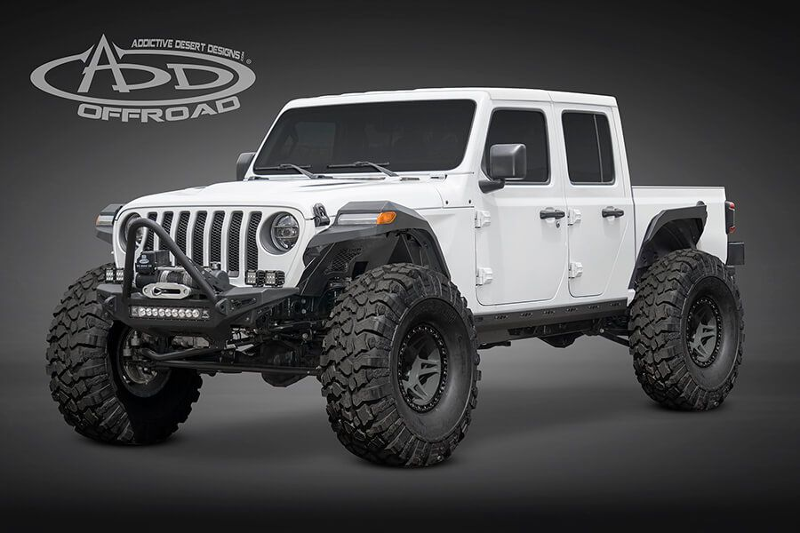 2019 Jeep Gladiator Jt Concept Rendering Jeep Gladiator Jeep