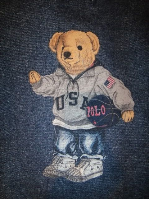 Polo Bear Ralph Lauren Culture In 2019 Pinterest Baby Polo