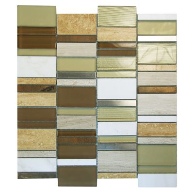 Akua - Miami's exceptionally tasteful collection of Glass Tile Mosaics