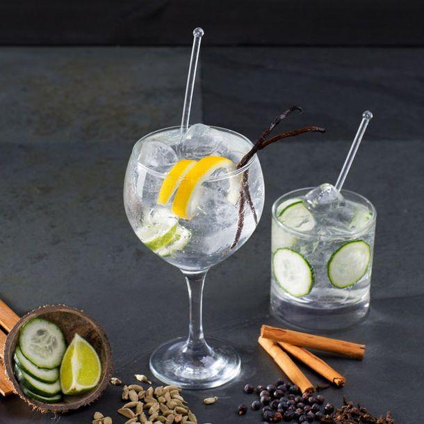 Rezept für einen Winter Gin & Tonic