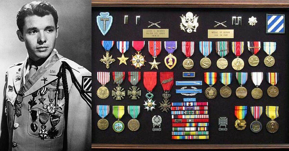 Audie Murphy Troubled American Medal of Honor War Hero